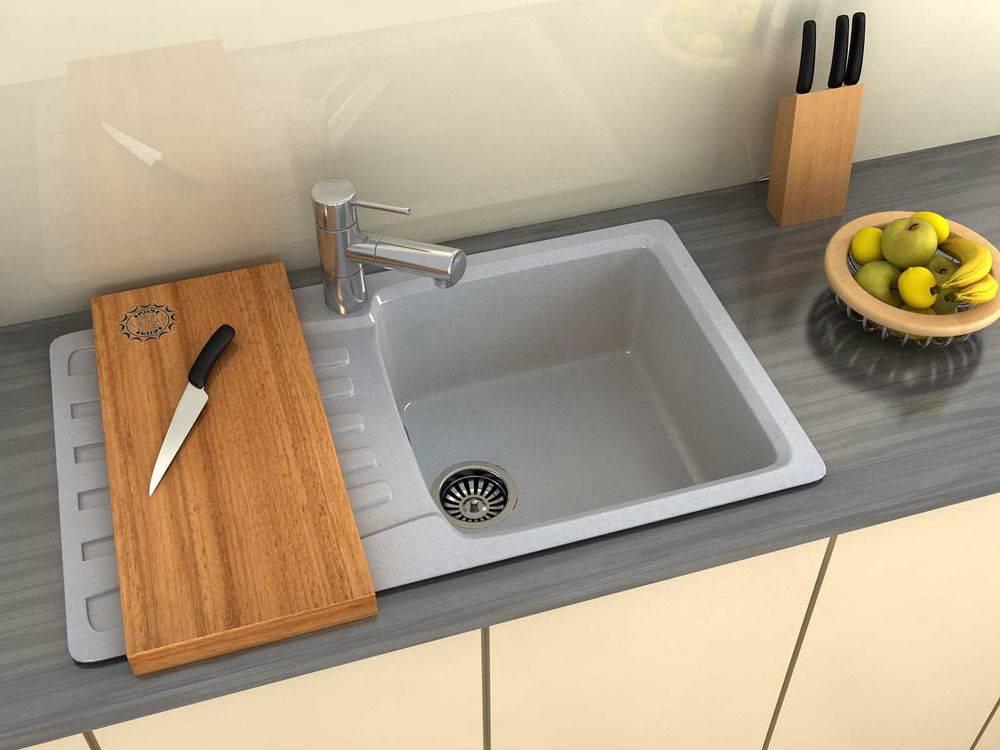 Керамическая мойка для кухни — виды, обзор производителей + на что смотреть при выборе
