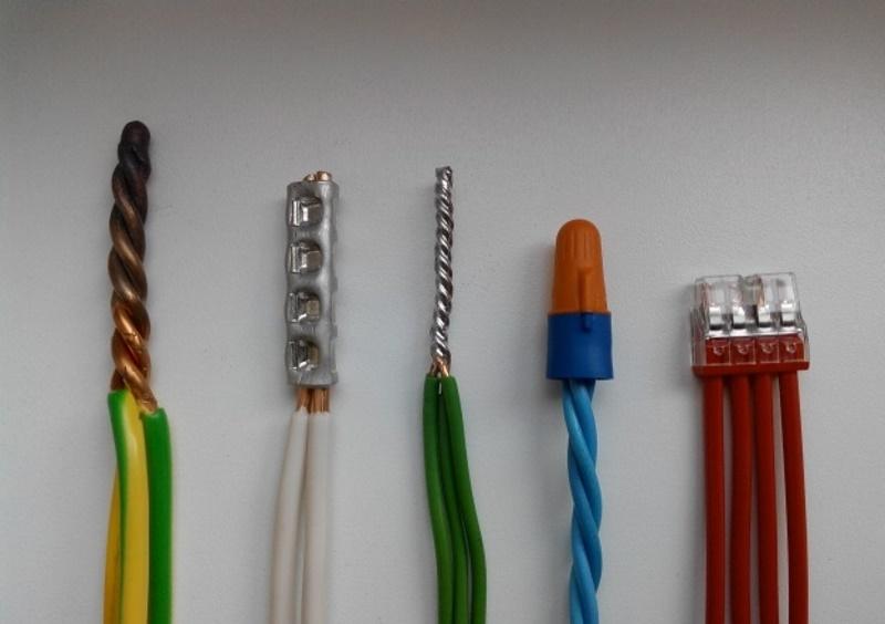 Соединение проводов: 120 фото правильного соединения электропроводки