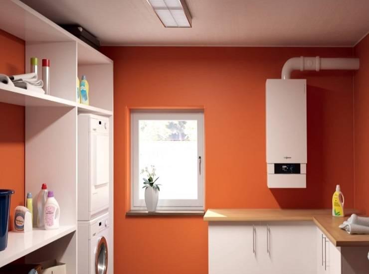 Настенные котлы отопления для частного дома