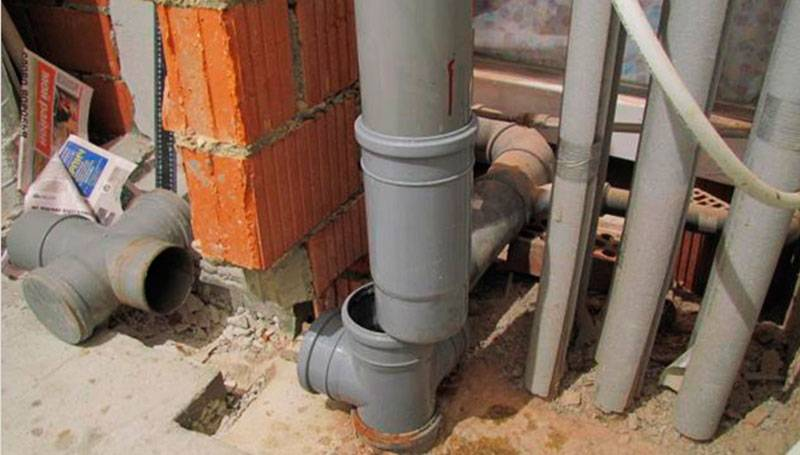 Как подключить унитаз к канализации: обзор доступных вариантов