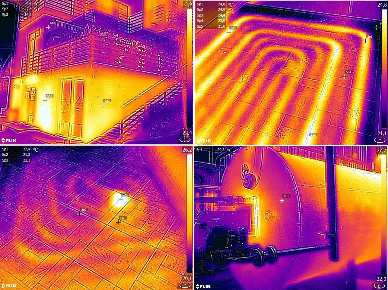 Тепловизор для обследования зданий и сооружений: прибор, позволяющий экономить