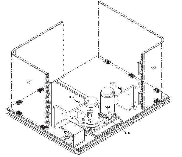 Что такое компрессорно-конденсаторные блоки?