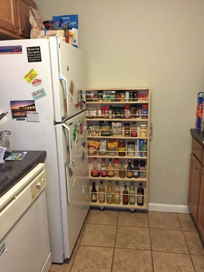 Умные выдвижные системы для кухни— ящики иполки, окоторых мечтает каждая хозяйка!