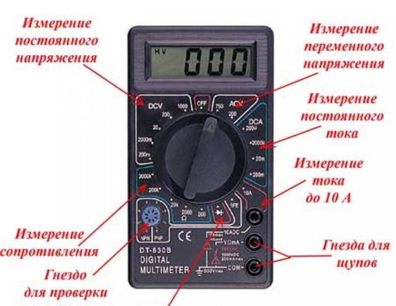 Как проверить конденсатор мультиметром: инструкция, советы, рекомендации