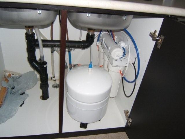 Фильтры для воды под мойку: какой лучше и как выбрать подходящий