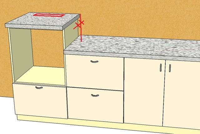 Установка и подключение встраиваемого электрического и газового духового шкафа своими руками