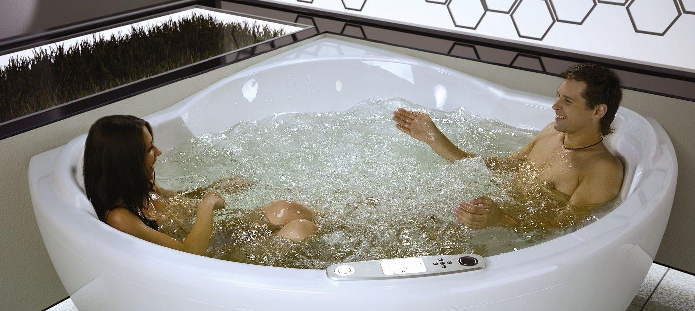 Ванна для двоих: правила выбора двухместной ванны + обзор лучших производителей