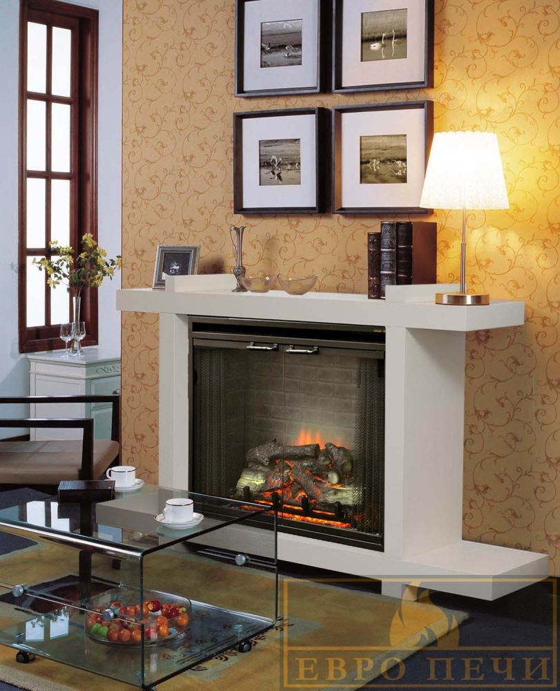 Как выбрать электрический камин для дачи или квартиры?