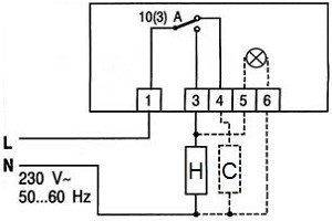 Термостат для циркуляционного насоса отопления: автоматика и схема, терморегулятор для управления