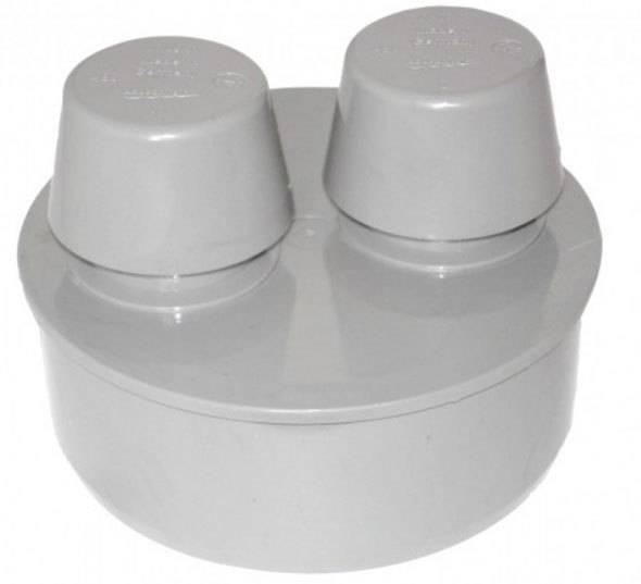 Зачем нужен вентклапан для канализационного стояка, и как его установить?