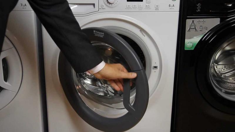 Обзор лучших моделей встраиваемых стиральных машин марки ariston