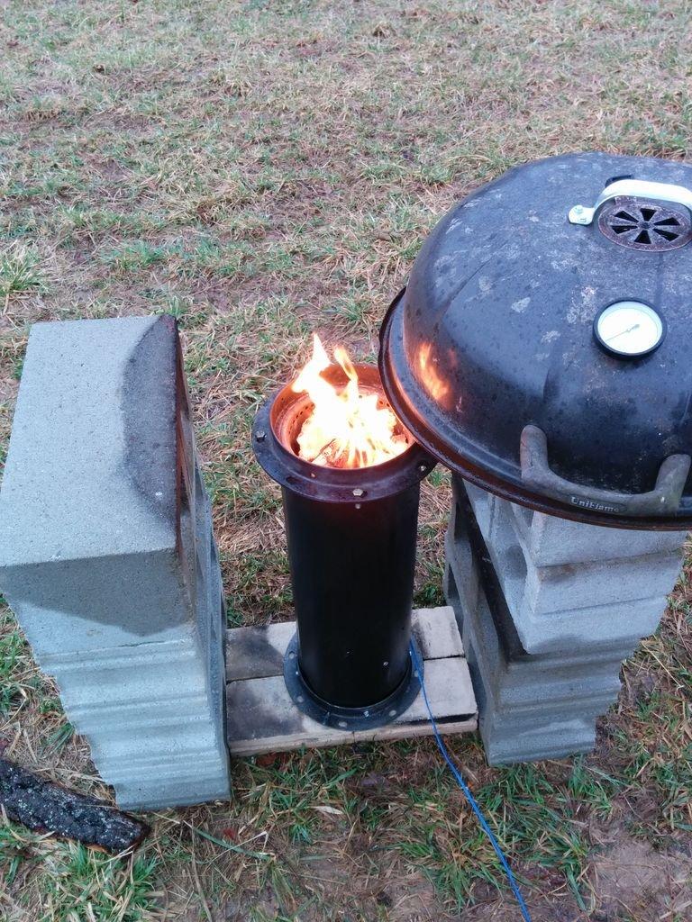 Нет средств на готовые модели? выход есть — можно запросто сделать газовый гриль своими руками!