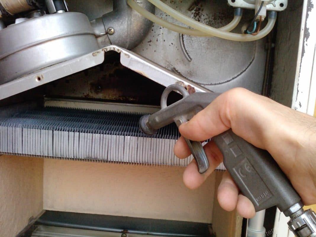 Промывка пластинчатых теплообменников