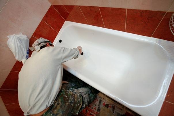 Какой краской покрасить чугунную ванну какой краской покрасить чугунную ванну