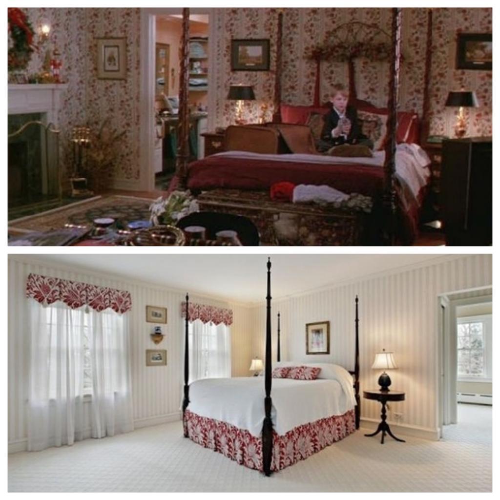 """Как сейчас выглядит дом из фильма """"один дома""""?"""