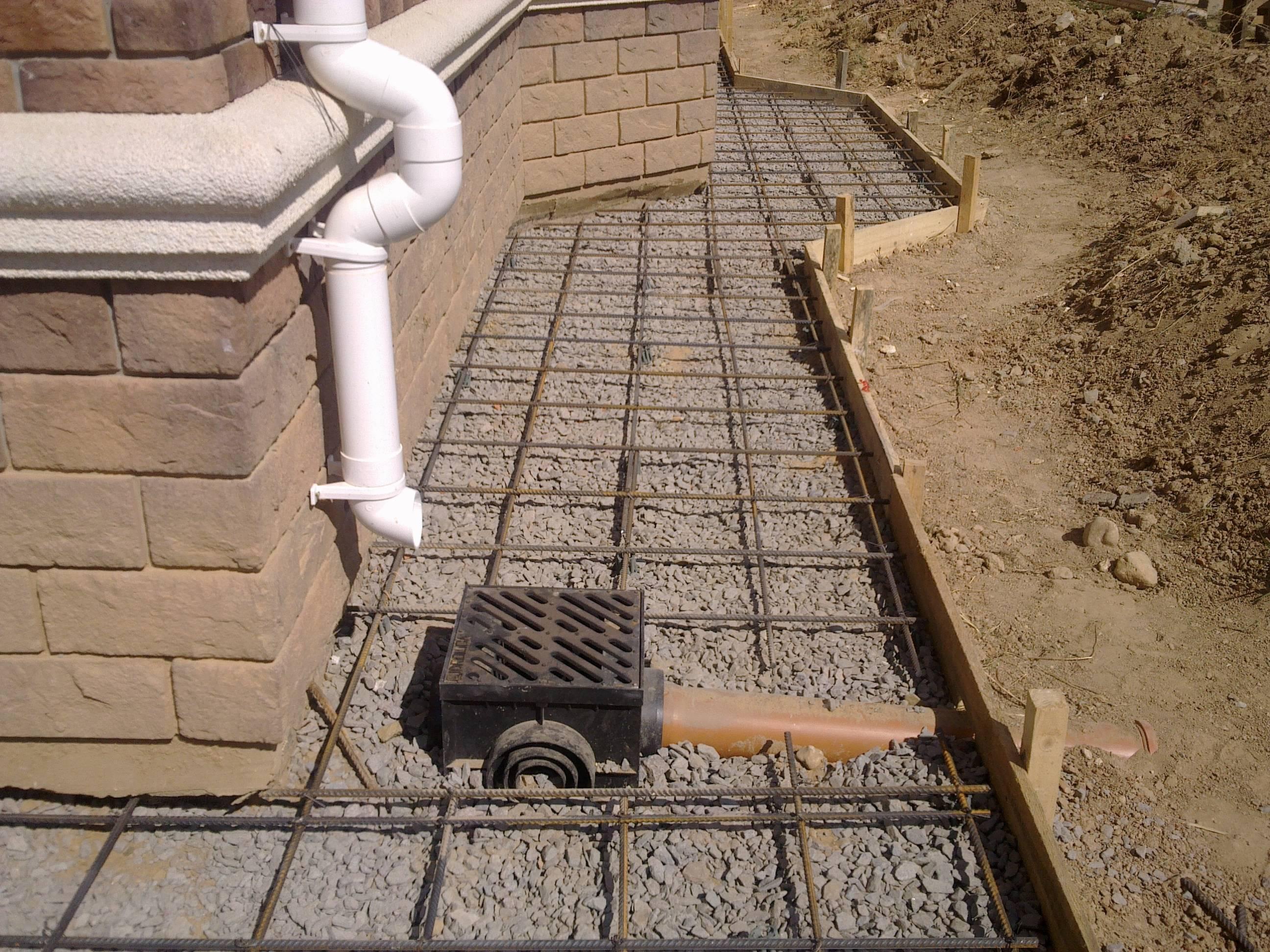 Ливневая канализация в частном доме своими руками:расчет,укладка,ремонт