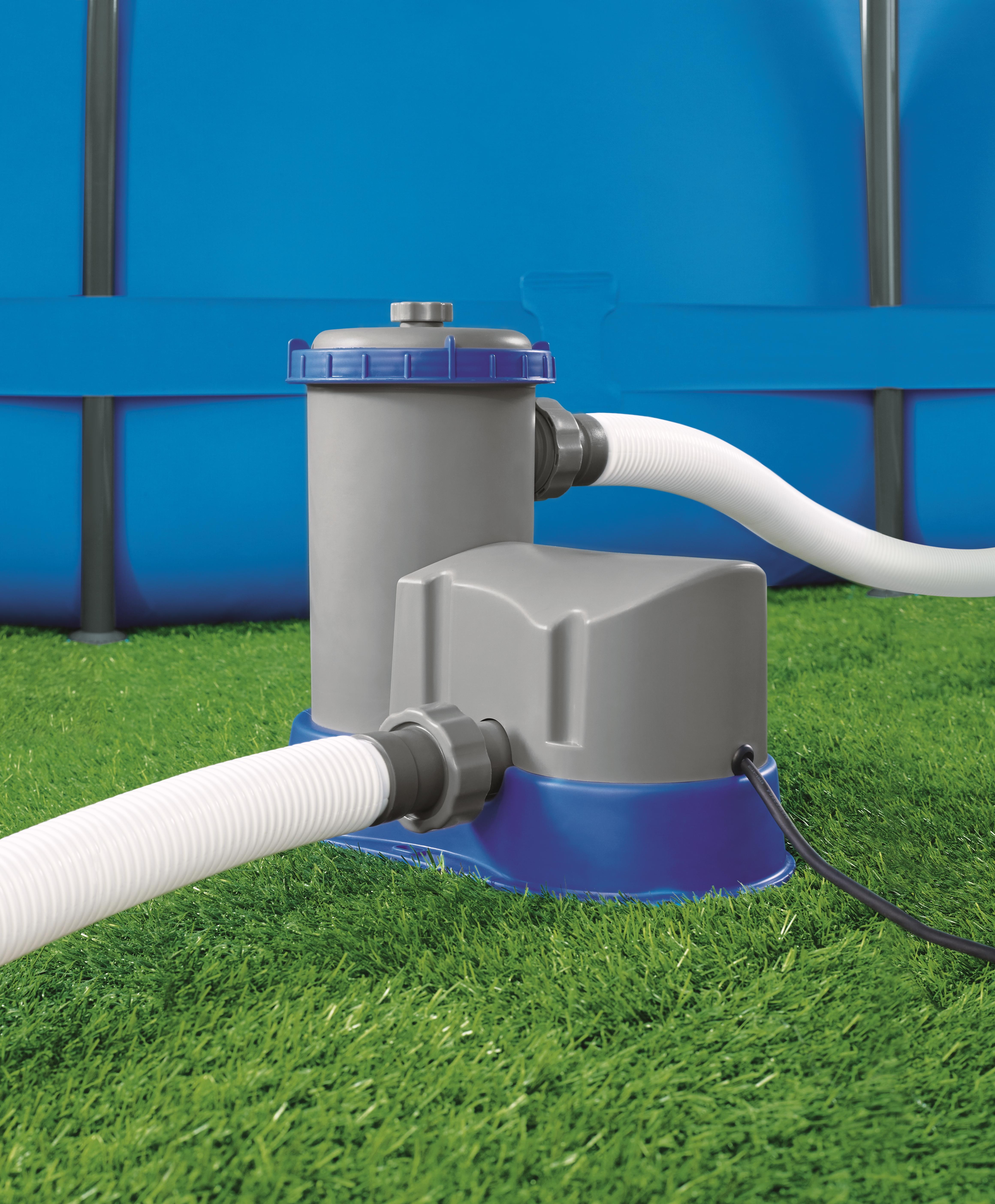 Как выбрать фильтр для очистки воды в бассейне для дома или дачи