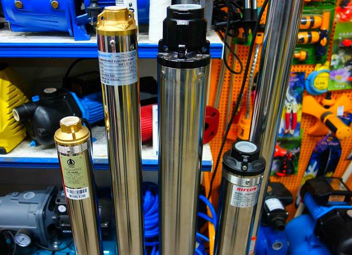 Глубинные насосы для скважин до 50 метров - назначение и устройство погружного насоса