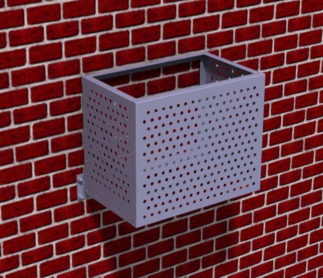 Установка наружного блока кондиционера: монтаж внешнего блока на застекленном балконе, фасаде дома и лоджии. правила установки. на какой высоте вешают?