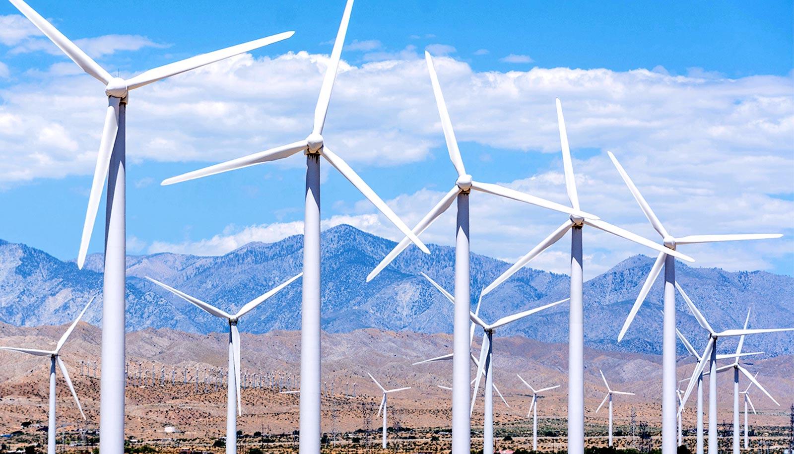 Ветрянные электростанции – альтернатива топливу