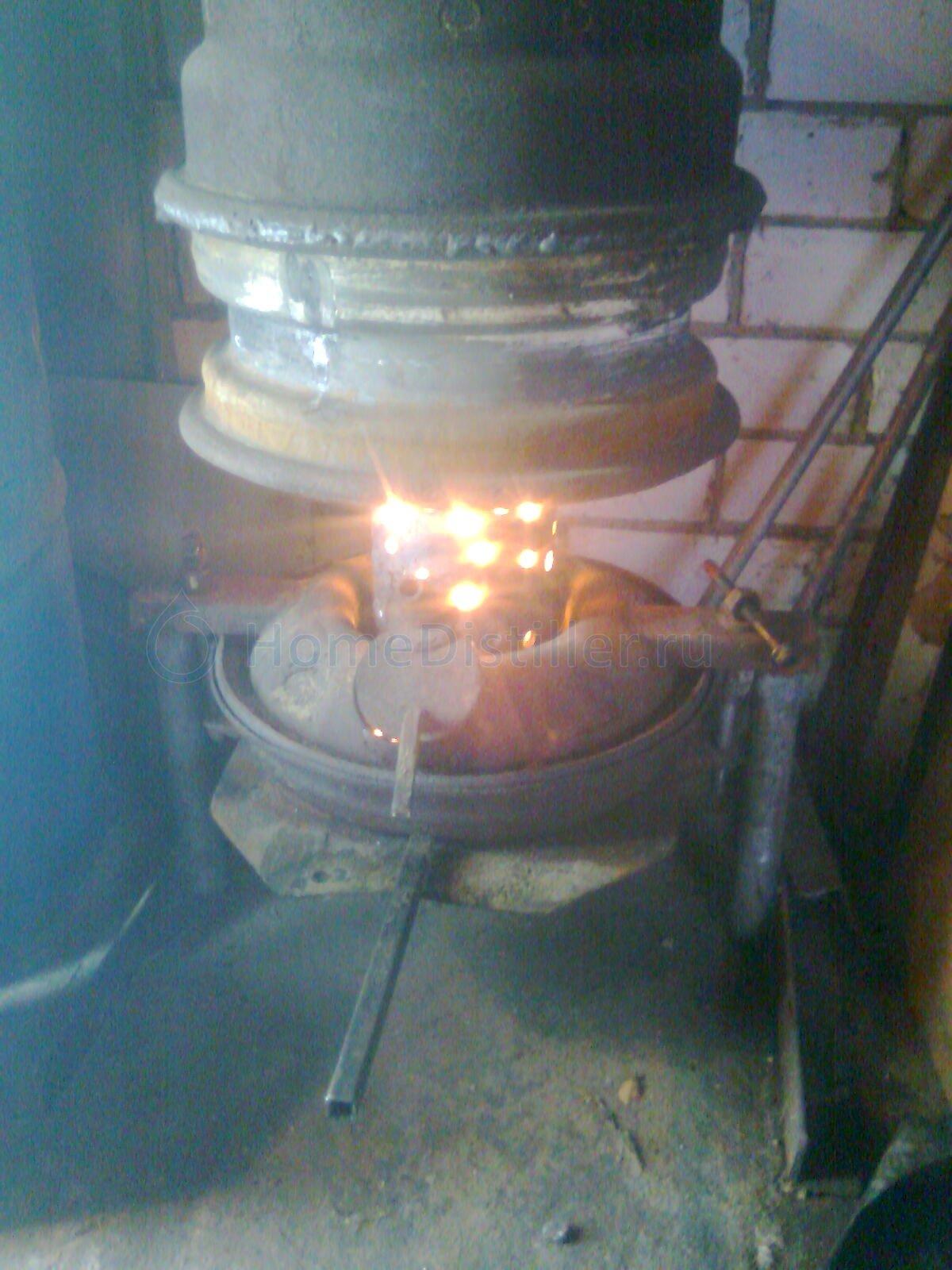 Чудо-печь для гаража на солярке своими руками — как соорудить самому