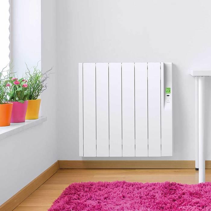 Как выбрать экономный настенный электрический обогреватель