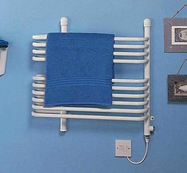 Какой электрический полотенцесушитель лучше выбрать для ванной