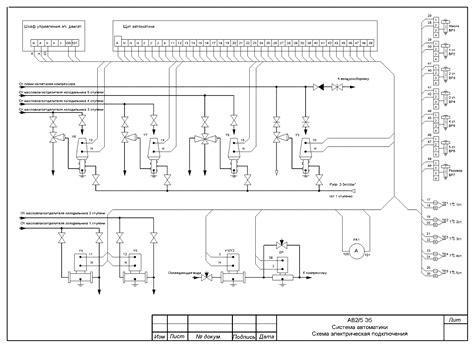 Шкаф управления насосами - принцип работы, технические характеристикb