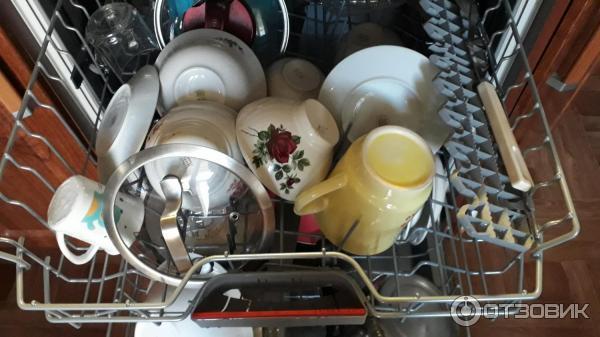 Встраиваемая посудомоечная машина bosch smv44kx00r: отзывы