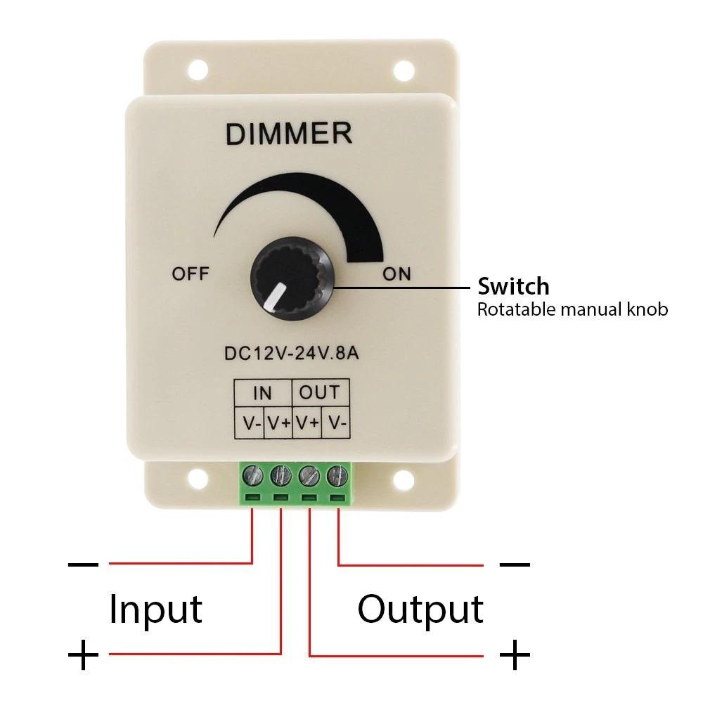 Диммер для светодиодных ламп — виды, как выбрать, лучшие модели на рынке