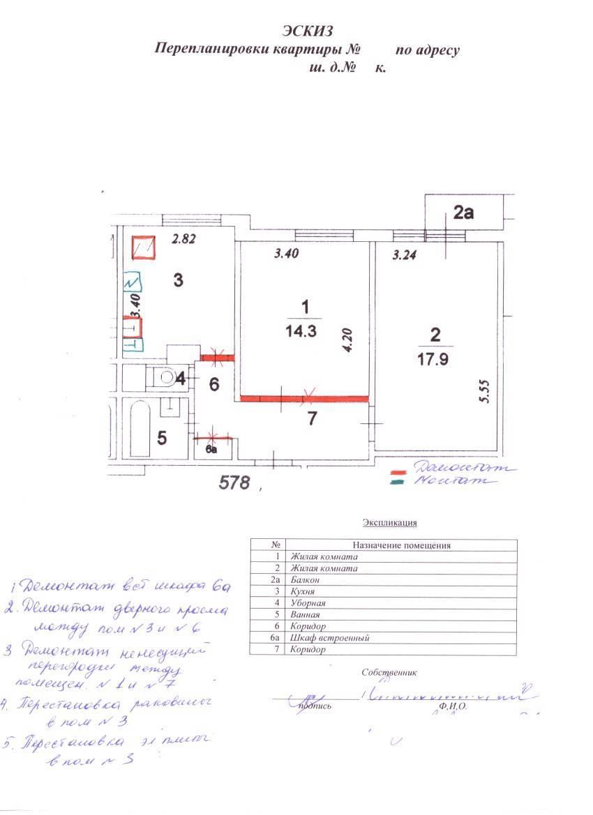 Перепланировка квартиры: определение понятия, необходимые документы, этапы оформления разрешения. что можно делать с разрешением, без разрешения, что категорически нельзя делать при перепланировке квартиры?