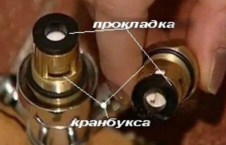 Ремонт смесителя для ванной: возможные поломки и способы их устранения