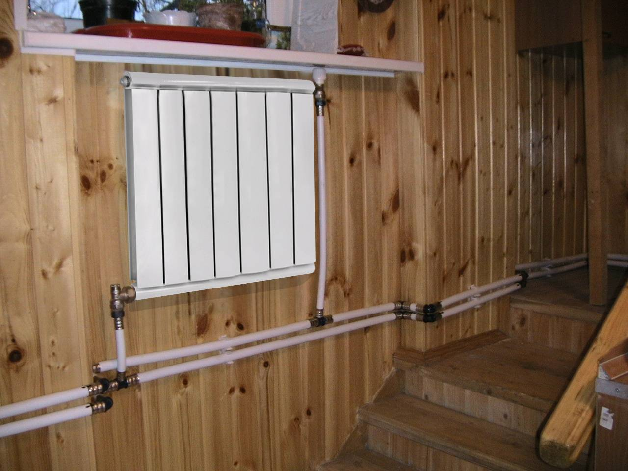 Отопление своими руками из полипропиленовых труб в частном доме: схема отопление своими руками из полипропиленовых труб в частном доме: схема