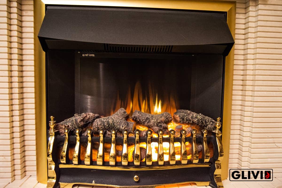 Электрические камины с эффектом живого пламени (76 фото): электрокамины на водяном контуре с имитацией огня