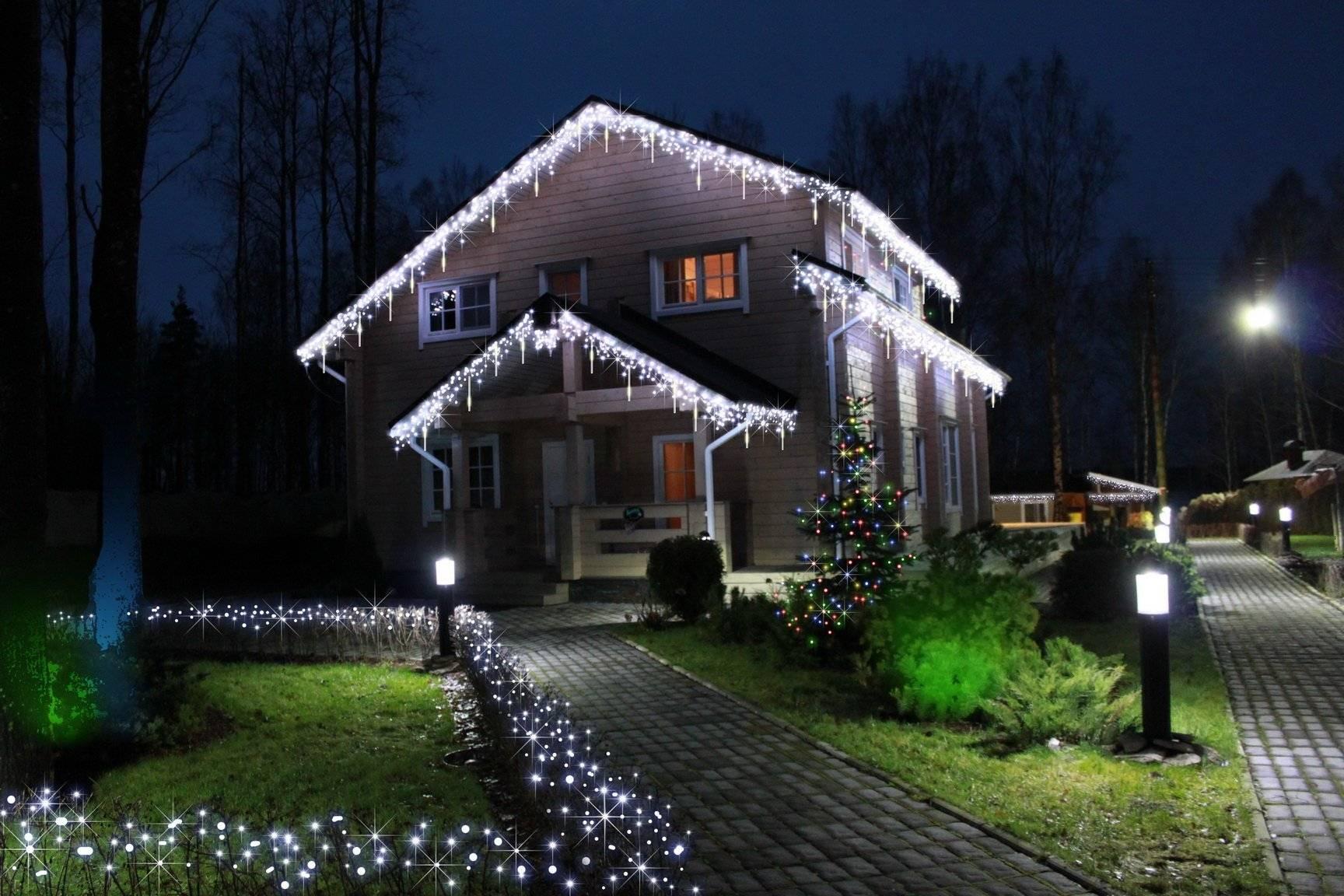 Декоративное освещение и подсветка в интерьере +75 фото