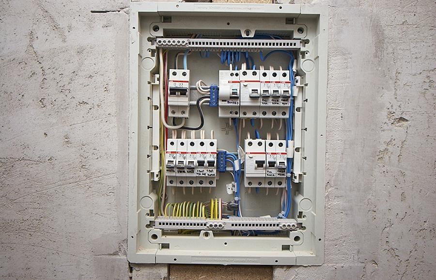 Как правильно собрать электрический щиток