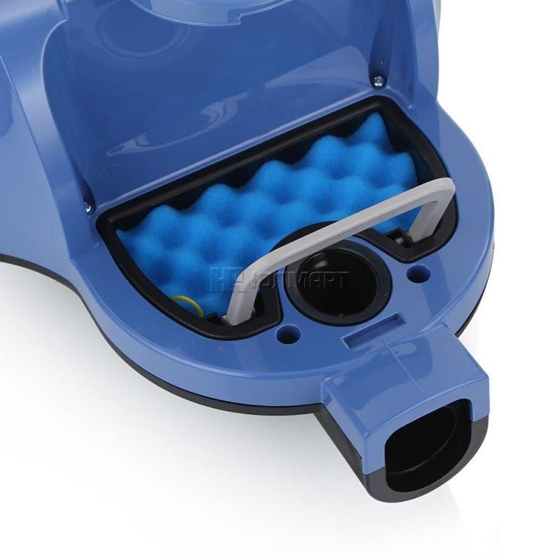 Контейнерный пылесос samsung sc4326 для сухой уборки