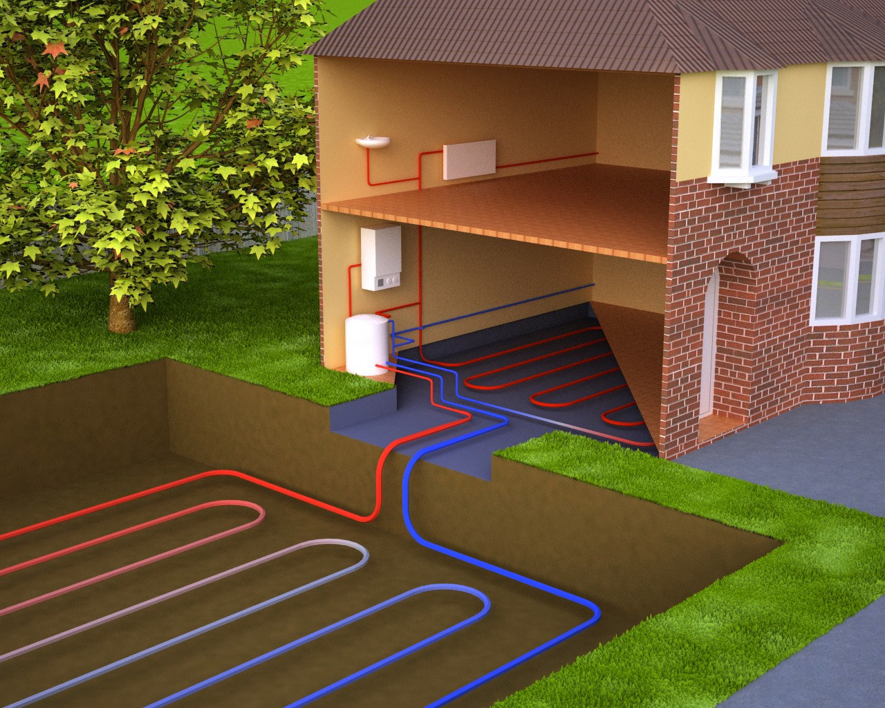 Подборка лучших альтернативных источников отопления частного дома