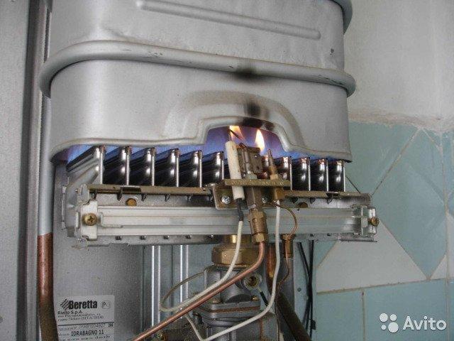 Как почистить газовую колонку в домашних условиях