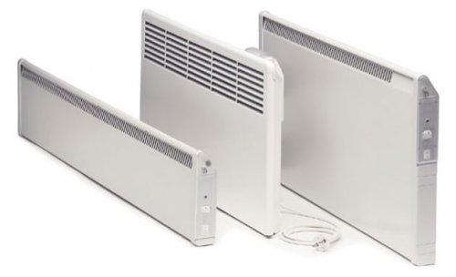 Конвекторное отопление для дома