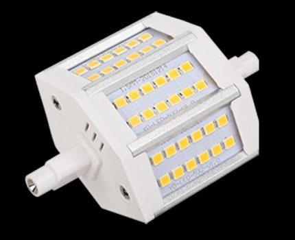 Светодиодные лампы экола, особенност и характеристики продукции