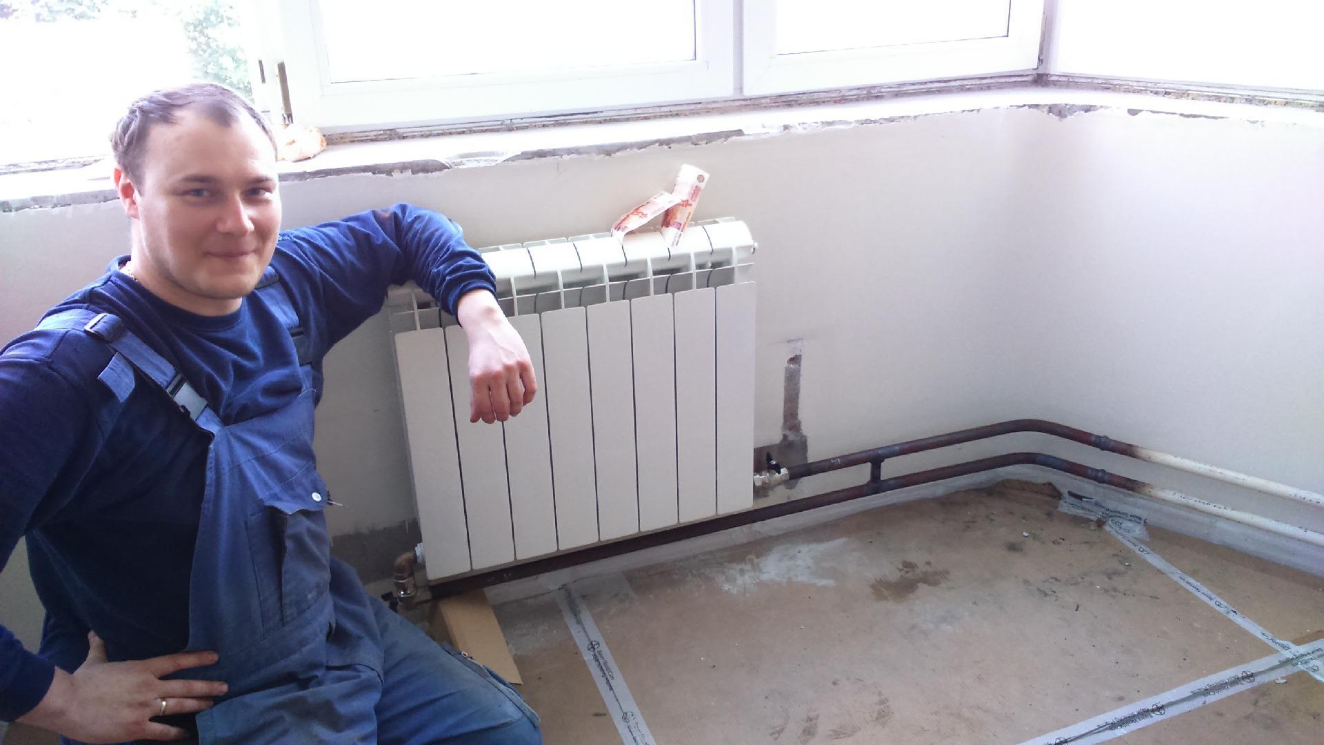 Как правильно поменять радиаторы отопления в квартире