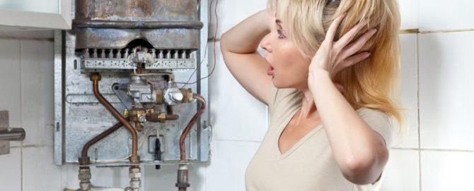 Почему газовая колонка не включается при включении воды: 8 причин