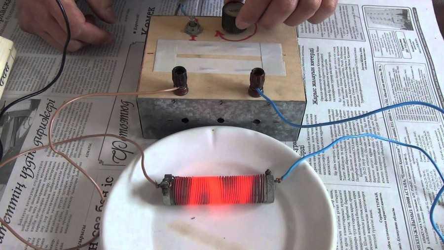 Как сделать электрообогреватель из подручных материалов своими руками