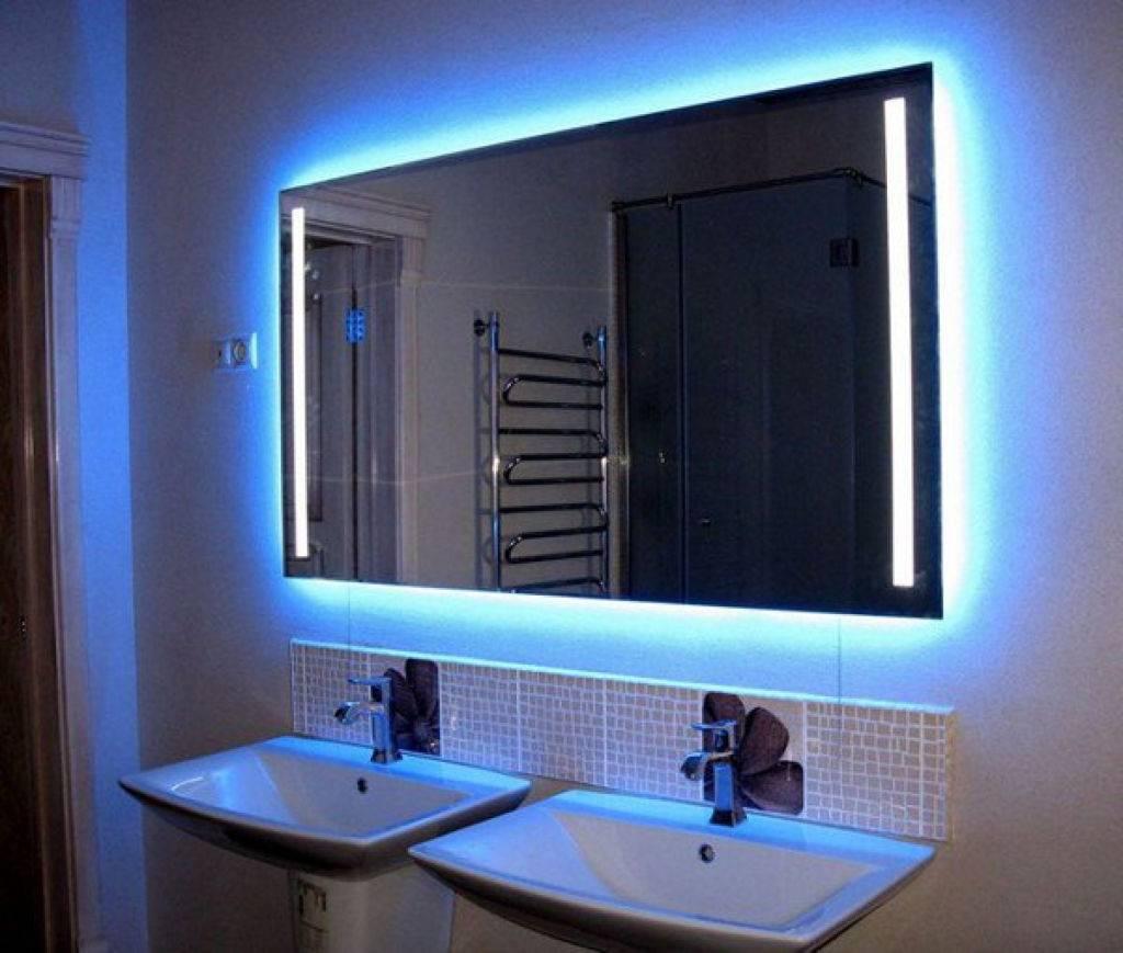 Подсветка пола в квартире: фото, как сделать своими руками