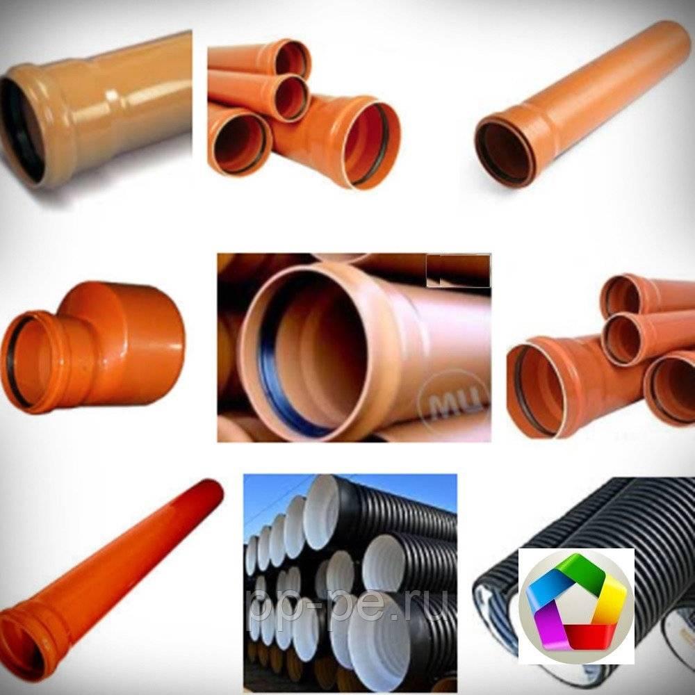 7 советов по выбору пвх труб для канализации   строительный блог вити петрова