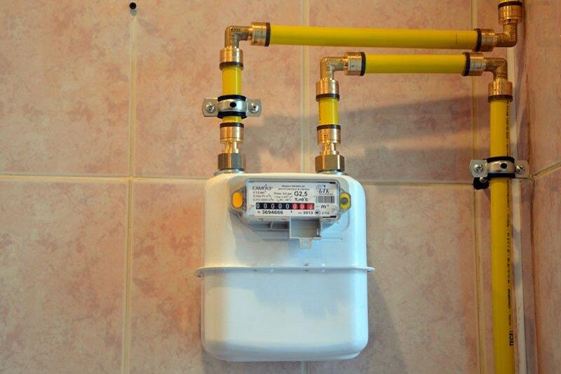 Где ставить газовый счетчик: внутри или снаружи?