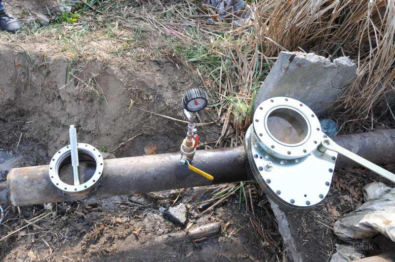 Особенности монтажа газопровода