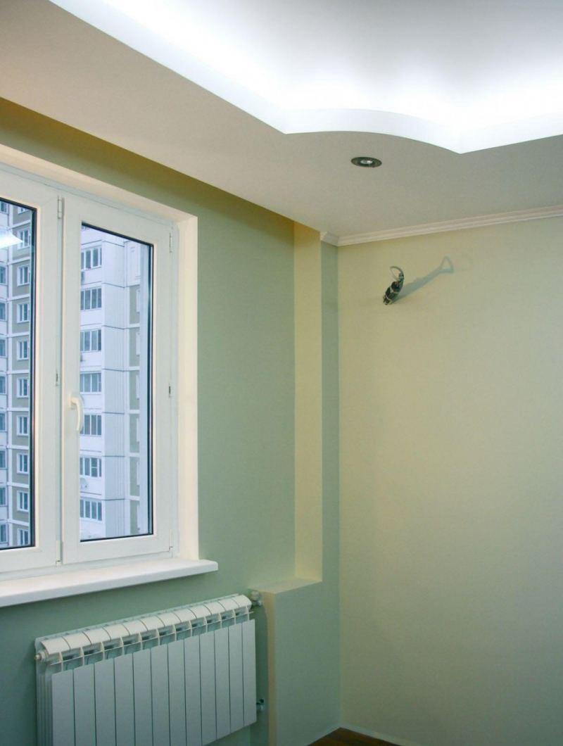 Как спрятать трубы отопления в квартире и замена в частном доме стояка