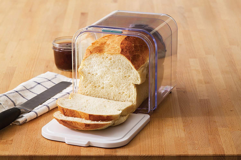 Как хранить хлеб в холодильнике, хлебнице или пакете?- хорошо выглядеть!